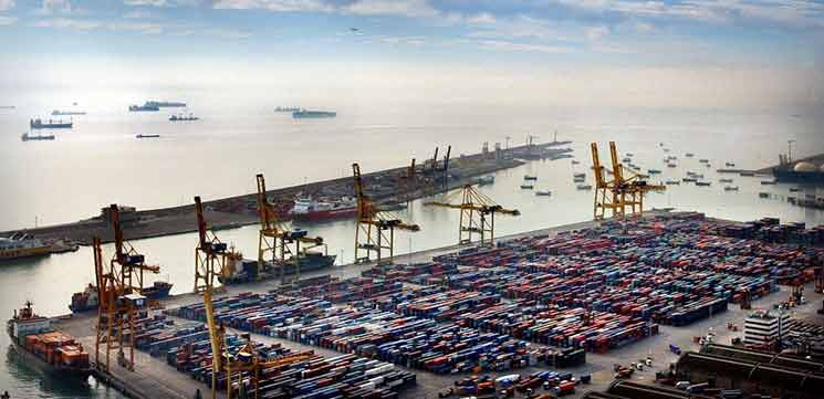 transportistas-huelga-puerto-barcelona